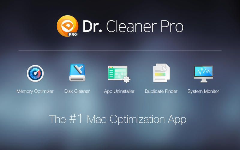 dr cleaner for mac free download