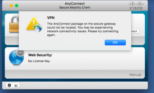 cisco anyconnect vpn client software free download