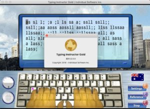 download Typing Instructor Gold 22 DMG for Mac free