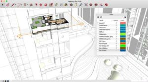 download SketchUp Pro 2020 DMG for Mac setup free