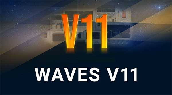 Waves 11 Complete v16.01.2020 for Mac Free Download