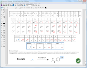 download ChemDraw Professional v16.0.1 DMG for Mac setup free