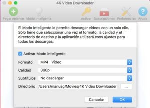 Download 4K Video Downloader 4.11.1 for Mac