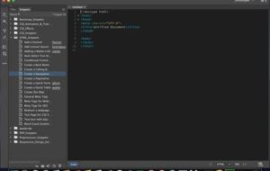 Download Adobe Dreamweaver 2020 v20.1 for Mac full version