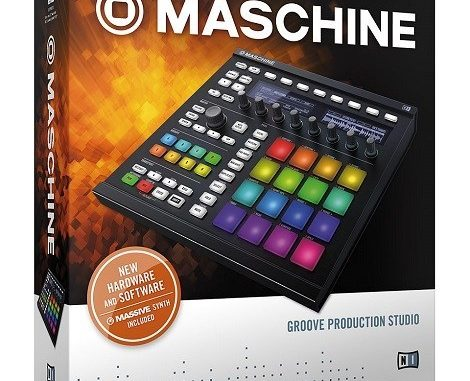 Native Instruments Maschine 2.9.2 for Mac Free Download