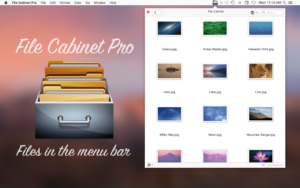 File Cabinet Pro 7.4.2 for Mac Free Download