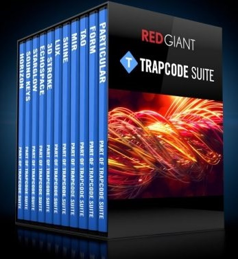 Red Giant Trapcode Suite 15.1.8 for Mac Free Download