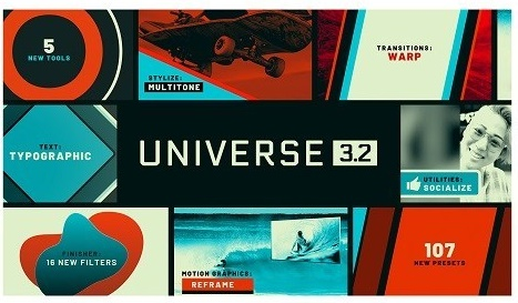 Red Giant Universe 3.2 for Mac Free Download