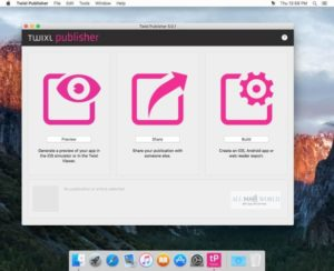 Twixl Publisher Pro 9.0 offline setup for Mac
