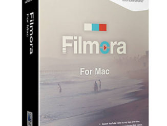 Wondershare Filmora 9.3.6.1 for Mac Free Download