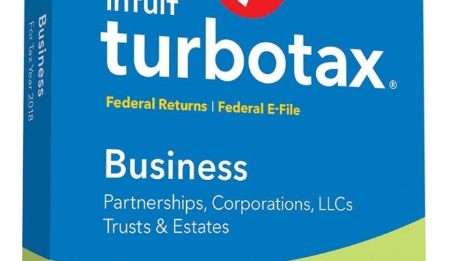 Intuit TurboTax Deluxe 2019 for Mac Free Download