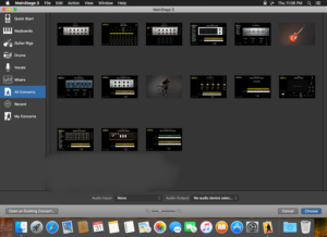 MainStage v3.4.4 for Mac Free Download