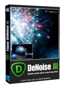 Free Download Topaz DeNoise AI 2.1.0.4 Full Version Offline Installer