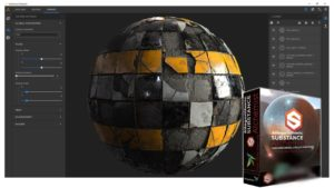 Free Download Allegorithmic Substance Alchemist 2020 for Mac OS