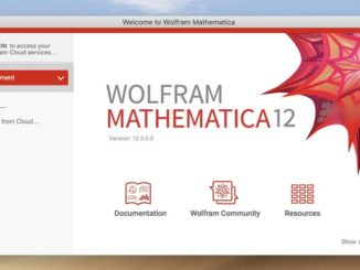 Wolfram Mathematica 12.1 for Mac Free Download