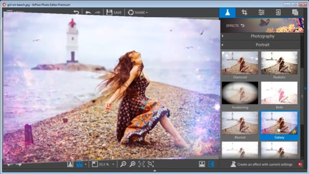 InPixio Photo Studio Pro 1.2.15 Photo Studio describes exactly